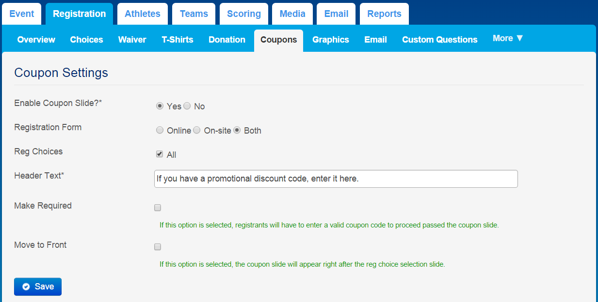 ChronoTrack shares 14 coupon codes and promo codes. Get 50% off discount and save money online.